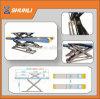 Scissor l'elevatore sotterraneo idraulico dell'automobile di disegno