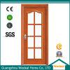 Fibra de vidrio/puerta interior llena de madera de cristal de Lite para el proyecto del hotel