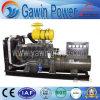 tipo aberto de refrigeração água jogos da série de 250kw Weichai de gerador Diesel