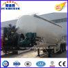반 45cbm 대량 시멘트 /Coal 분말 탱크 트레일러
