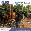 La chenille professionnelle de créateur a monté l'équipement de foret de puits d'eau de 100m-200m