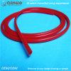 Tubulação de vácuo resistente ao calor colorida da borracha de silicone