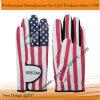 Перчатка гольфа печатание флага США