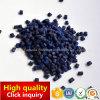 폴리탄산염 아BS 플라스틱 원료 EVA는 높은 광택 파란 Masterbatch 18%를 알갱이로 만든다