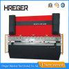 Hydraulische CNC-Presse-Bremse Wc67K- 100ton 3200mm mit Delem Steuerung