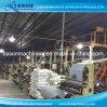 10 séries de machines de soufflage de films fonctionnant dans l'usine du client
