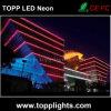 Wasserdichte 230V 120V 24V Farbe, die LED-Neonseil-Licht ändert