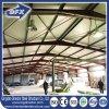 Metal prefabricado/prefabricado modificado para requisitos particulares que construye el marco de acero de la vertiente industrial