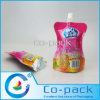 Foil di alluminio Laminated Jelly Packaging Bag con Spout