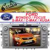 Reproductor de DVD especial del coche para Ford Mondeo/Focus/S-Max/C-Max/Kuga
