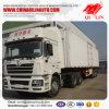 de Aanhangwagen van de Lading van de Container van de Tractor van 13m met de Sloten van de Container