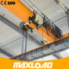 5 톤 단 하나 대들보 Eot 천장 기중기 (MLER05-06)를 위한 유럽 표준 철사 밧줄 호이스트