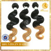 7A 급료 100%년 Virgin 머리 바디 파 T 색깔 머리