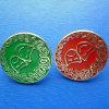 Pin отворотом металла цветов, мягкий значок эмали (GZHY-LP-017)
