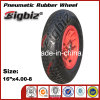 ISO9001: 2008 della rotella di gomma solida X4.00-8 di formato 16