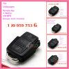 Telecontrole para a auto VW com 3+1 teclas 1 Jo 959 753 F 315MHz para América Canadá México China
