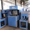 Машина бутылки воды любимчика пластичная дуя, Semi автоматическая машина дуновения отливая в форму