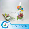 Gedrucktes Color Liquid Bag mit Hook für Sports Drinks