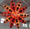 Hot Sales Newstyle Multi-Colors Type de suspension LED Grande fleur gonflable