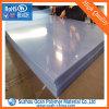 El PVC rígido de película fina, super PVC película transparente de la caja plegable