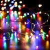 Batteriebetriebene Weihnachtszeichenkette-heißes jetzt verkaufen des kupfernen Draht-LED