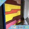Écran antibruit ignifuge de panneau de copeaux de bois de panneau de plafond de panneau de mur