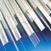 물결 모양 폴리탄산염 장 유럽식 차일 밀어남 플라스틱 위원회