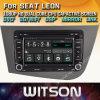 Witson Windows Radio Stereo reproductor de DVD para Seat Leon
