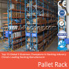 Sistema resistente del estante de la paleta del almacenaje de acero ajustable del almacén