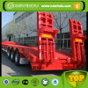 Neue 3 Wellen Axles/4 80 Tonnen-halb Schlussteil-flaches Bett