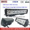 차량을%s LED 표시등 막대를 몰아 두 배 줄 10W 크리 말