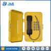 De ruwe Weerbestendige Telefoon van de Noodsituatie voor Marine, Telefoon van VoIP van de Tunnel van de Vochtigheid de Bestand