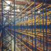 Tormento de acero de la paleta del almacenaje de viga de rectángulo del estante