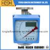 Compteur de débit de gaz naturel de CO2 de tube en métal de Digitals d'écran LCD
