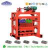 Bloc Oncrete fournisseurs machine à fabriquer des briques creuses 4-40 sable