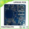 Enig de doble cara PCB con oro de productos químicos de alta precisión de inmersión de circuito impreso