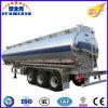 Camion-citerne spécial d'alliage d'aluminium de l'essence 50cbm de Desiel