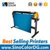 Sinocolor 직업적인 컴퓨터 절단 도형기 절단 인쇄 기계