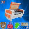 Machine de découpage de laser de carte de voeux avec le positionnement de l'appareil-photo (JM-1090H-CCD)