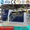 4 rouleau de galet de tôle en acier hydraulique Machine, machine à rouleaux, 4 rouleau plieuse de métal