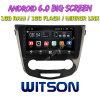 Grande automobile DVD del Android 6.0 dello schermo di Witson 10.2 (BASSO)  per Nissan Qashqai/X-Trail 2014-2016