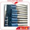 Elektrischer Draht-Rohr-verlegte Enden-heißes eingetauchtes galvanisiertes Stahlrohr