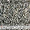 아프리카 레이스 속눈섭 금 금속 레이스 직물 (M2002-J)