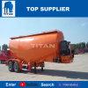 Титан 3 осей цемента Bulker автомобиля для продажи в Пакистане