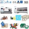 Rebanadora automática modificada para requisitos particulares de la cinta adhesiva