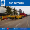 De Semi Aanhangwagen van de Container van het Skelet van het Voertuig van de titaan 40FT voor Verkoop