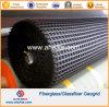 50kn/Mx50kn/M glasvezel Geogrid met het Bitumen dat van het Asfalt met een laag wordt bedekt