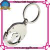 Porte-clés en métal personnalisé avec porte-clés à carreaux