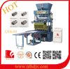 Установка машина для формовки бетонных блоков для твердых и скрытых полостей цилиндров (QT4-30)