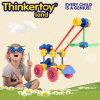 Brinquedo educacional plástico do enigma para 3-6 miúdos
